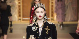Dolce Gabbana Fall 2018web