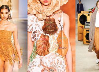 roupas terrosas para o são paulo fashion week N45