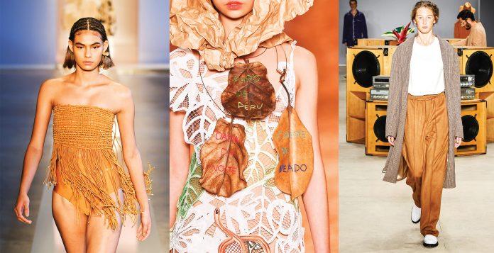 roupas com babados no são paulo fashion week N45