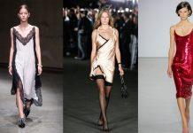 modelos com vestido estilo camisola