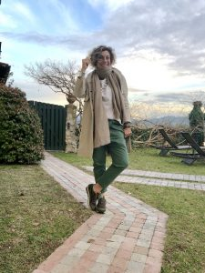 Consuelo Blocker fala sobre looks de inverno