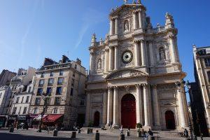 Maris em Paris no verão
