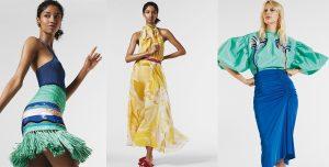 roupas de pucci com cores vivas