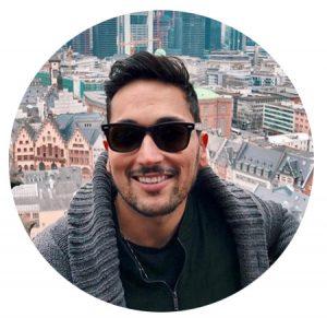 Lucas Estevam fala sobre Antuérpia