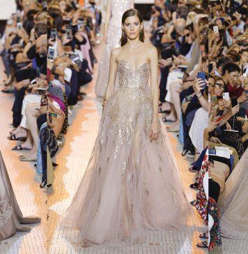 vestido de alta-Costura para o casamento