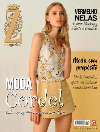 Z Magazine - edição 142 - julho 2018