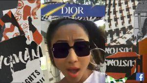 Dior lança aplicativo fashionista de realidade aumentada no Facebook