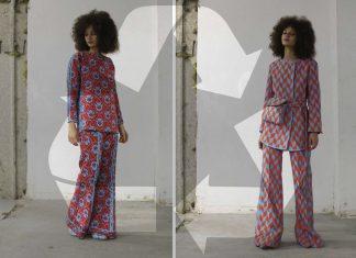 Reciclagem na moda