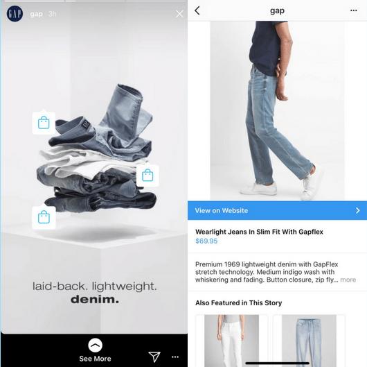 Instagram adiciona novas formas de venda