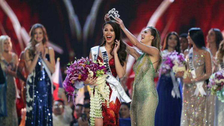 Vencedora do Miss Universo 2018