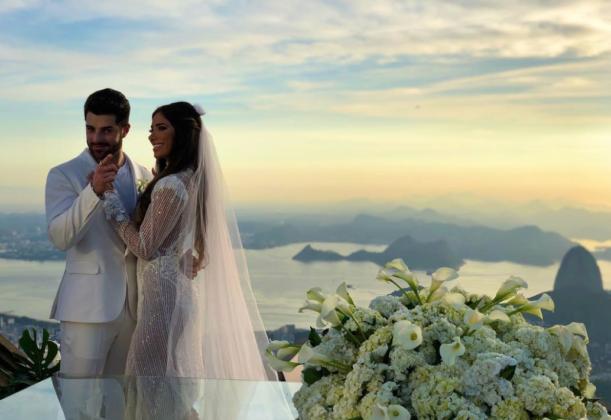 O casamento do DJ Alok: