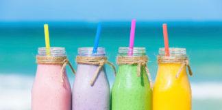 Smoothies refrescantes para o Verão