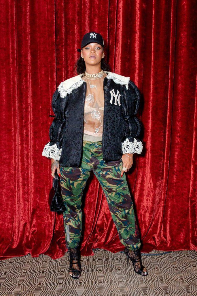 Os looks mais icônicos de Rihanna