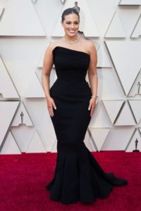 Ashley Graham veste Zac Posen