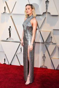 Brie Larson veste Celine