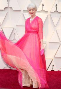 Helen Mirren veste Schiaparelli
