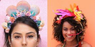Faça você mesmo: acessórios carnavalescos