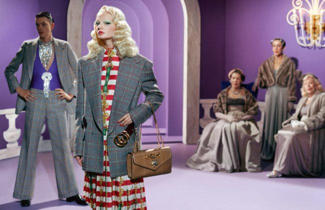 Gucci em Hollywood