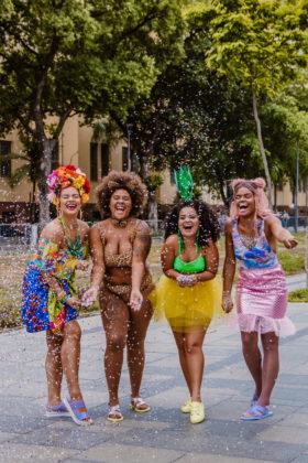 Pinterest põe diversidade em alta no Carnaval