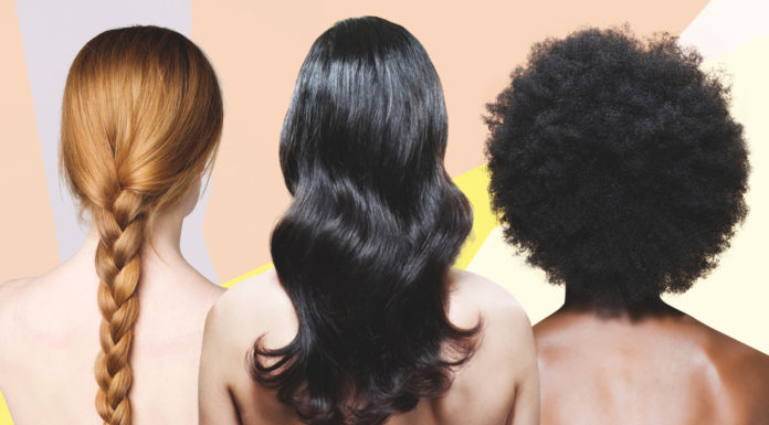 kinds of hair