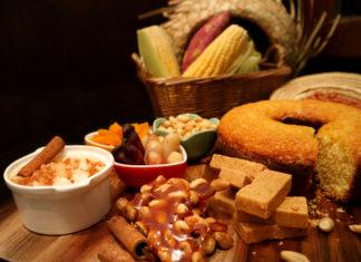 receitas de festas junina