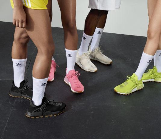 Adidas e Pharrell campanha