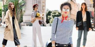 vestir de uma parisiense