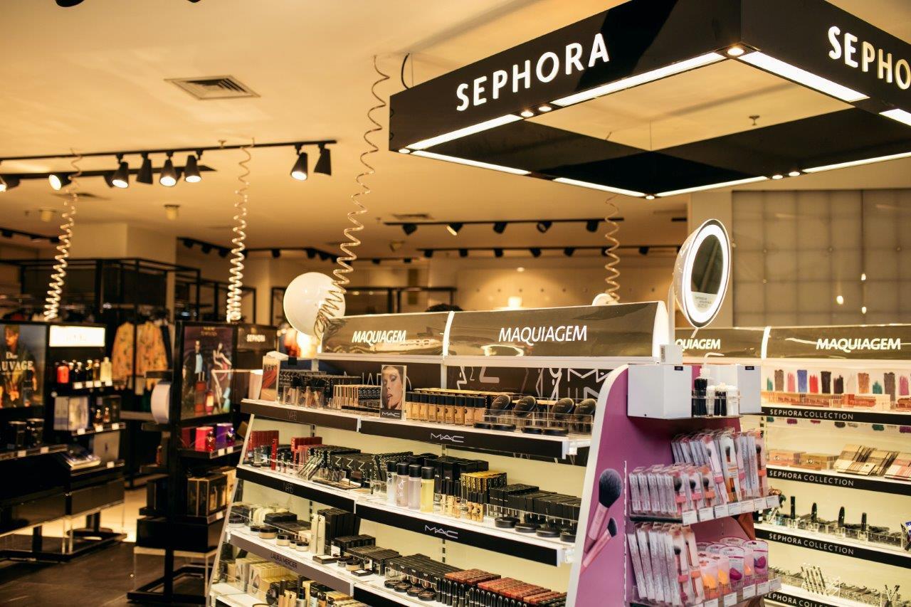 C&A e Sephora