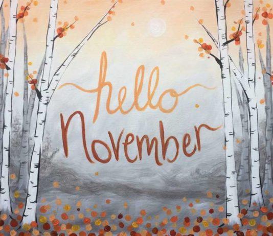 Numerologia Novembro