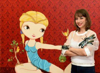 Representatividade feminina na arte de rua