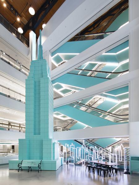 Tiffany&Co. flagship