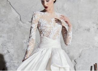vestidos de noiva da Alta-Costura