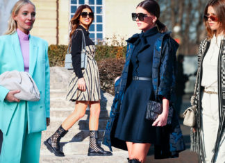 5 tendências das ruas de Paris