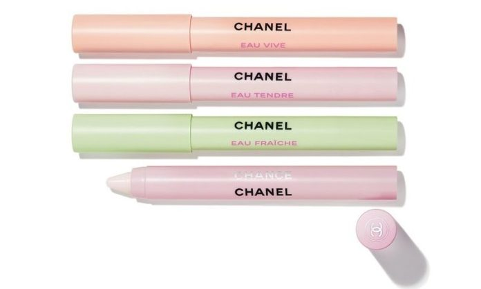 perfume lápis Chanel