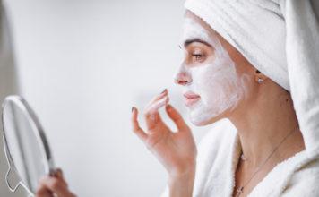 Skincare após treino