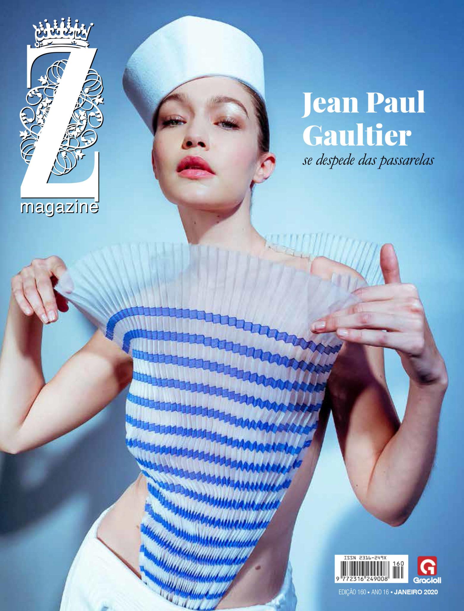 a despedida de Jean Paul Gaultier