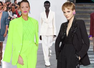 Alfaiataria na moda de luxo