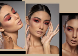 beauty trends maquaigem loiro