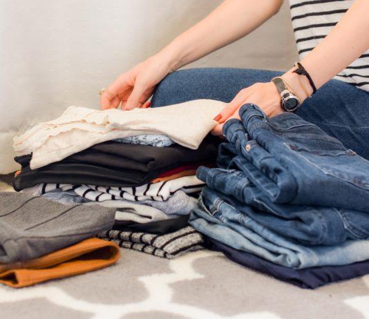 Otimize a organização do seu guarda-roupa