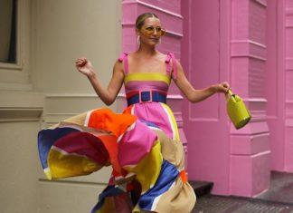 Combinações de cores na moda