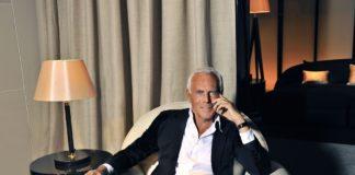 Giorgio Armani escreve carta aberta ao mundo da moda