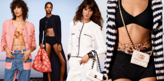 destaques do desfile virtual da Chanel