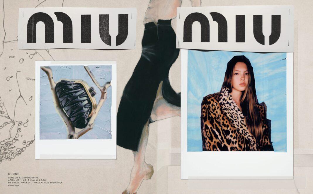 Gigi Hadid é uma das fotógrafas da campanha