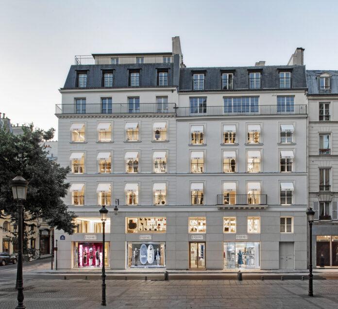 Dior inaugura nova boutique em Paris