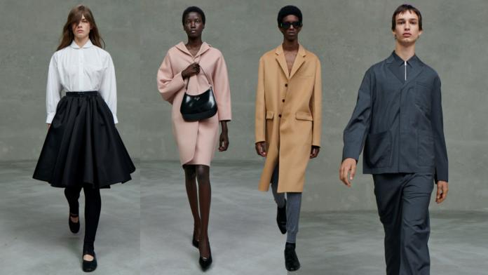 Prada apresenta coleção minimalista e contemporânea