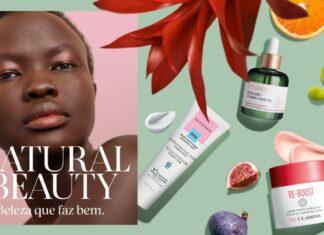 Sephora realiza campanha focada em Natural Beauty