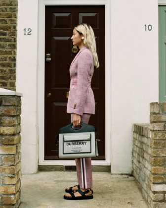 burberry spring summer 2021 pre collection look 6