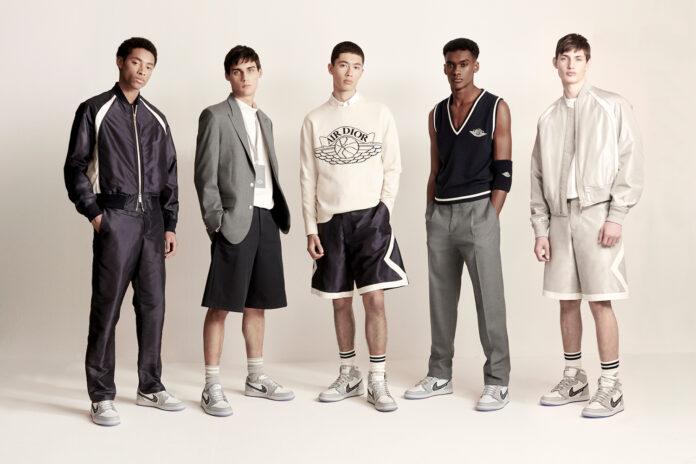 Dior lança coleção cápsula inspirada no Air Jordan