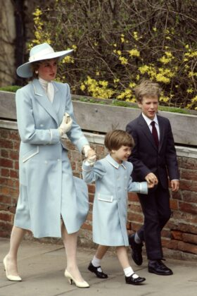 1987 Matching with Prince William