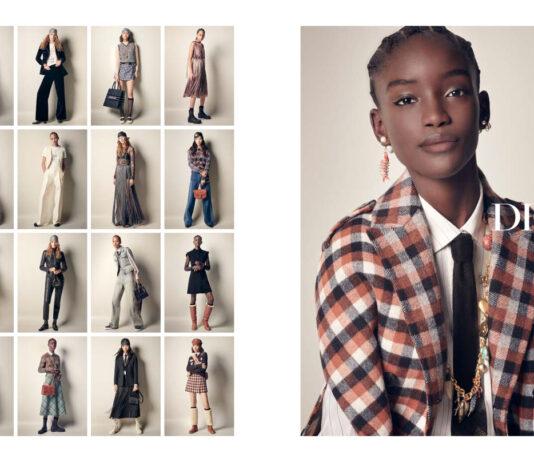 nova campanha da Dior